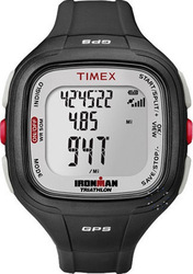 Timex Ironman Easy Trainer GPS Black
