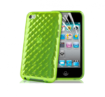 OEM Hydro Gel Cover Green (iPod Touch 4th Gen)