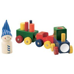 Haba Lokmock Wooden Train
