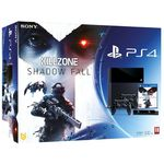 Sony Playstation 4 (PS4) 500GB & Killzone:Shadow Fall & Dualshock 4 & PS4 Camera
