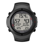 Suunto D6i All Black Elastomer With USB SS018543000