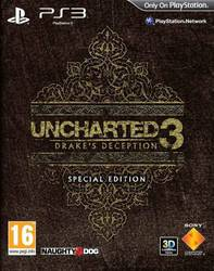 Uncharted 3: Drake's Deception (Special Edition) PS3