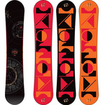 Morrow Clutch Wide Snowboard 2014