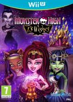 Monster High 13 Wishes: The Official Game Wii U
