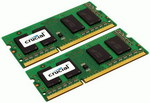 Crucial 4GB DDR3-1600MHz (CT2KIT25664BF160BJ)