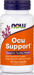Now Foods Ocu Clinical Strength Support 60 φυτικές κάψουλες