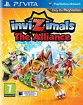 Invizimals: The Alliance PSVita