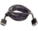 Belkin Monitor Extension Cable VGA female - SVGA male 5m (F3H981B05M)