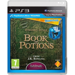 Wonderbook: Book of Potions PS3