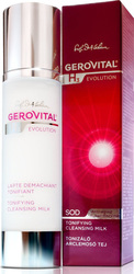 Gerovital Evolution Tonifying Cleansing Milk 100ml
