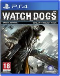 Watch Dogs (Special Edition) PS4