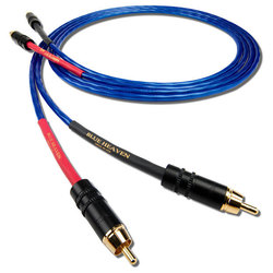 Nordost Blue Heaven LS Analog Interconnect 2x RCA male - 2x RCA male 0.6m