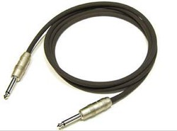 Granite Instrument Cable 6.3mm male - 6.3mm male 3m (IP-201BNG-1M)
