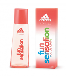 Adidas Fun Sensation Eau de Toilette 75ml