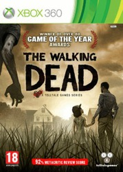 The Walking Dead A Telltale Game Series (Game Of The Year Edition) XBOX 360