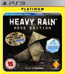 Heavy Rain (Move Edition) (Platinum) PS3