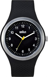 Braun BN0111BKBKG Sports Silicone Strap Watch
