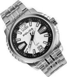 Police Survivor Steel Watch PL.13896JS/04M