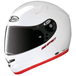 X-Lite X-603 Red Effect N-Com Metal White
