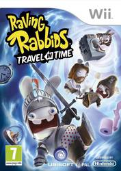 Raving Rabbids Travel in Time (used) Wii
