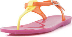 Γυναικείο Jelly Adam's (862-0306-29 Fuchsia - Yellow)