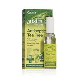 Optima Antiseptic Tea Tree Spray - 30ml