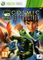 Ben 10 Ultimate Alien: Cosmic Destruction XBOX 360