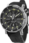 Vostok Europe Lunokhod Multimode Stainless Steel