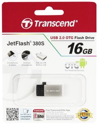 Transcend JetFlash 380S 16GB