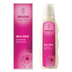 Weleda Wild Rose Smoothing Body Lotion 200ml