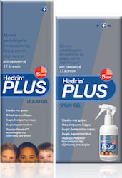Hedrin Plus Liquid Gel 100ml
