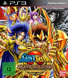 Seiya Brave Soldiers Knights of the Zodiac PS3