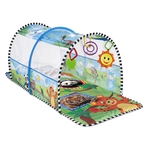 Bright Starts Safari Adventure Gym & Tunnel 2-in 1