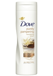 Dove Purely Pampering Shea Butter and Warm Vanilla Nourishing Lotion 250ml
