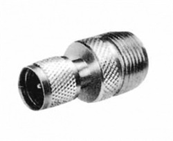 Ultimax Coax male - Coax female (V7610)