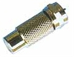 OEM F-Connector male - RCA female
