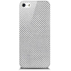 Moncarbone Hovercoat Plus Luminous Silver (iPhone 5/5s/SE)