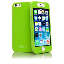 CASEual Thinskin Green (iPhone 5/5s/SE)