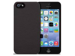 Dreamgear Honeycomb Black (iPhone 5/5s/SE)