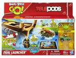 Hasbro Angry Birds Go! Telepods Dual Launcher Set