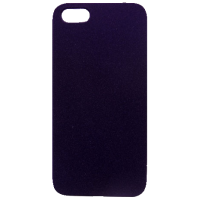 NortonLine Faceplate Sand Feel Purple (iPhone 5/5s/SE)