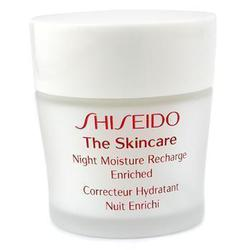 Shiseido The Skincare Night Moisture Recharge Enriched Cream 50ml