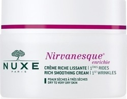 Nuxe Nirvanesque 1st Wrinkles Rich Smoothing Cream Dry to Very Dry Skin 50ml