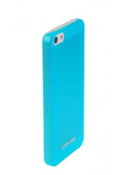 Star Case Faceplate Misty Blue (iPhone 5/5s/SE)
