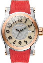 Vogue Joy Red Rubber Strap 17302.4
