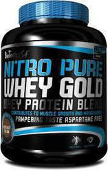 Biotech USA Nitro Pure Whey Gold 2270gr Σοκολάτα