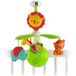 Fisher Price Grow With Me - Musical Mobile