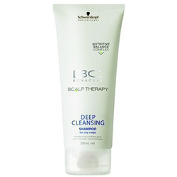 Schwarzkopf Professional BC Scalp Therapy Deep Cleansing Shampoo 200ml