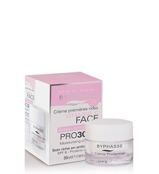 Byphasse Anti-aging Cream Pro 30 Years Vitamin C SPF8 50ml