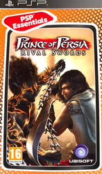 Prince of Persia Rival Swords (PSP Essentials)
